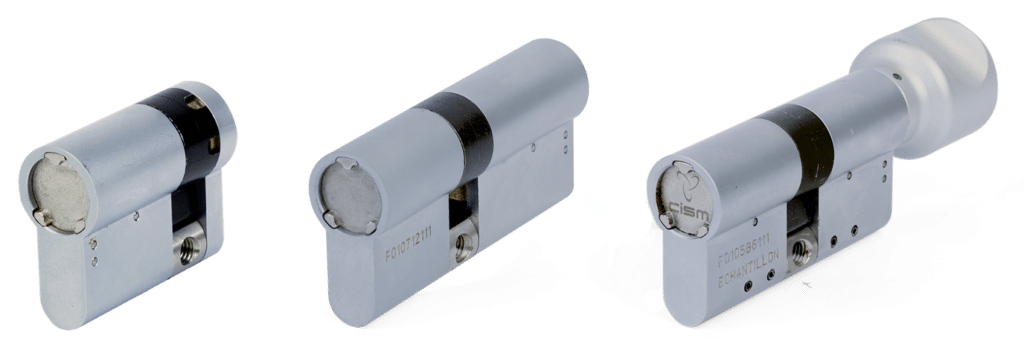 Magnetic european cylinder BE1